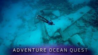 ► Adventure Ocean Quest - Fragile Mediterranean (FULL Documentary)