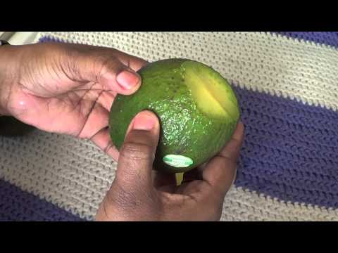 How to the pick the best avocado!
