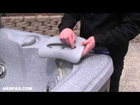 Hot Tub Pillows - How to Clean and Replace Them.