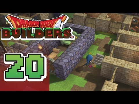Dragon Quest Builders :: Ep 20 - Explosion Time!