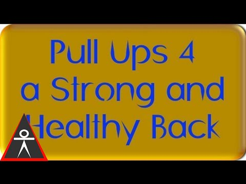 How Body Weight Training Safely Builds a Super Strong Back