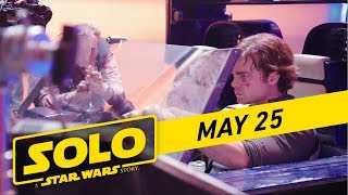 """Solo: A Star Wars Story   """"Making Solo"""" Featurette"""