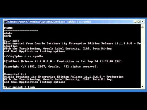Oracle DBA Justin - What happens to transactions when the sqlplus program is closed