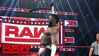 Multiple Superstars become 24/7 Champion: Raw, June 24, 2019