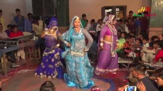 Pooja Hot Video Dance || Rajasthani Latest Video Songs || Marwadi New Stage Video - HR