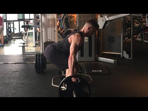 How to Trap Bar Deadlift