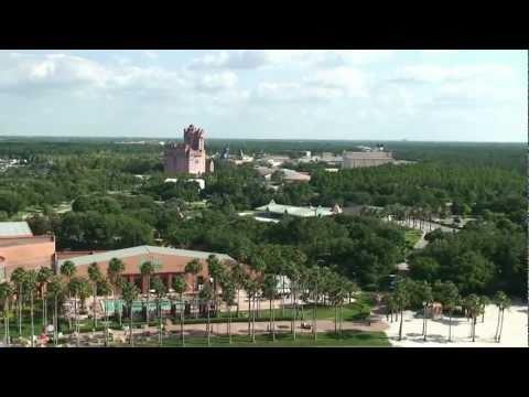 Walt Disney World Dolphin Resort - Presidential Suite Tour 5/11  - Amazing Epcot and Studios Views!