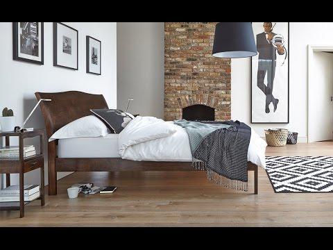 Handmade Wooden Bed Frames Designs UK