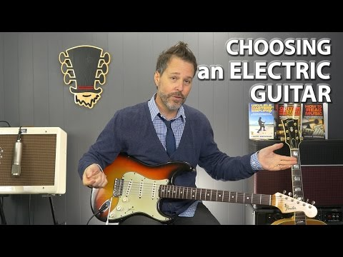 How to Choose the Perfect Electric Guitar