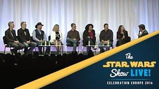 Download Lucasfilm: The Art of Storytelling Panel | Star Wars Celebration Europe 2016 Video
