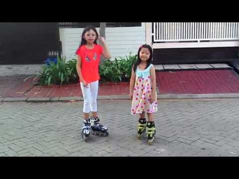 How to play roller blade