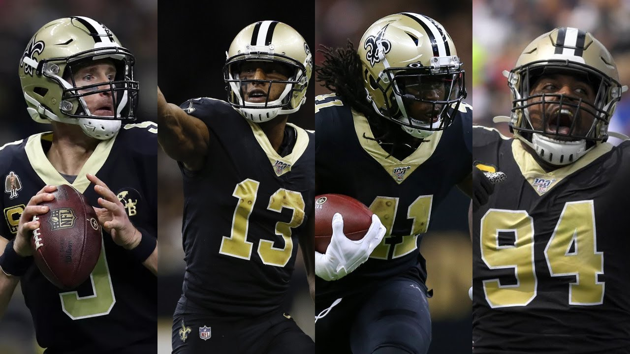 New Orleans Saints | 2019-20 Season Highlights ᴴᴰ
