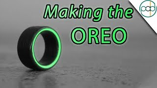 Making the OREO Superloom ring with CarbonFi