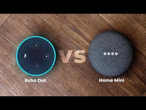 Google Home Mini vs Amazon Echo Dot: Which One To Buy?