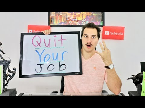 3 Signs You Should Quit Your Job ASAP!