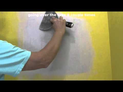 How to Repair Large Wall and Ceiling Holes