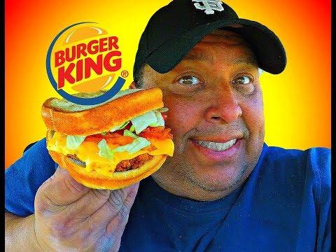 BURGER KING® Sourdough Chicken Club Review!