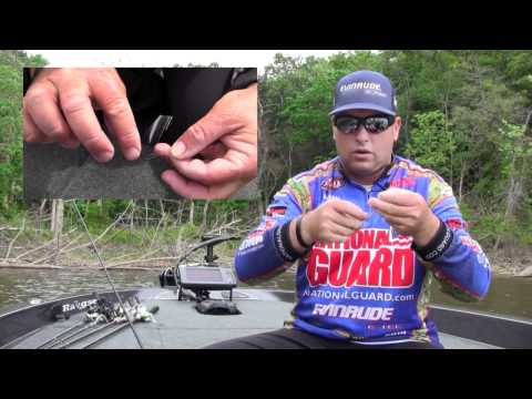 How to Tie the Alberto Knot for Braid to Fluorocarbon Connections