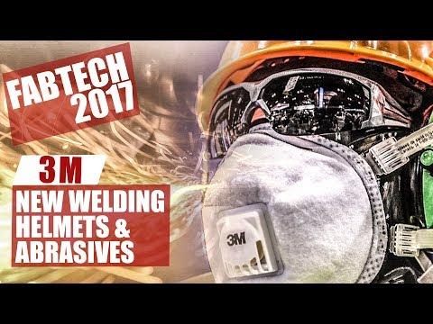 3M SpeedGlas Welding Helmets and Abrasives WOW! | JG STORIES