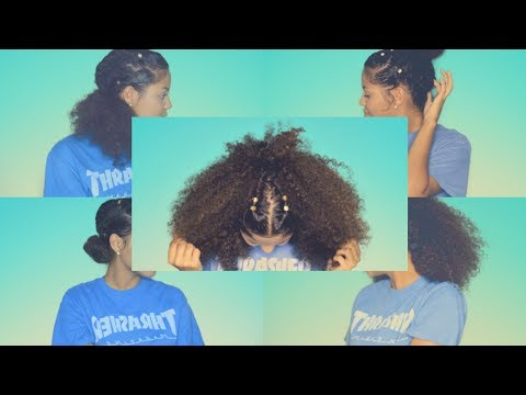 CURLY STYLES WITH JEWELRY | NATURAL HAIR