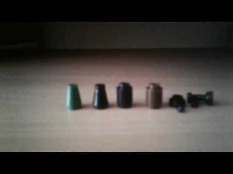 Как сделать РПГ-7 из Лего / How to make RPG-7 from lego
