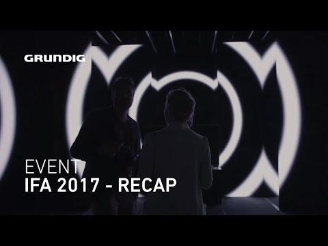 IFA 2017 | GRUNDIG