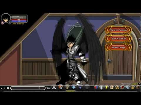 AQW Getting Worshipper Of Nulgath and Helm