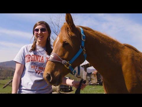 Penn Foster College Student Stories: Jessica Douthat - Veterinary Technician Associate Degree