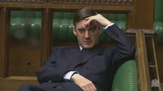 Jacob Rees-Mogg and Rory Stewart Debate Human Rights