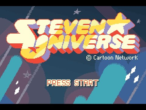 Steven Universe GBA