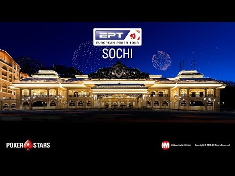 EPT SOCHI Main Event, Day 4 (Cards-Up)