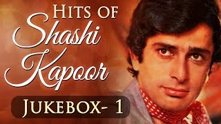 Shashi Kapoor Superhit Song Collection (HD)  - Jukebox 1 - Evergreen Bollywood Songs