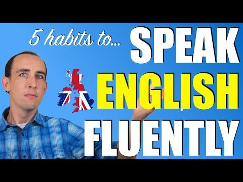 💥 5 Effective Habits To Speak English Fluently 💥 Learn Spoken English