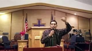 Evangelista Roberto Martínez Tema: Aunque Tu Respuesta Tarde, Dios Contestara. I.c F Y E, Inc.