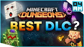 THE BEST DLC? Ranking ALL 6 DLC's From Worst To Best in Minecraft Dungeons