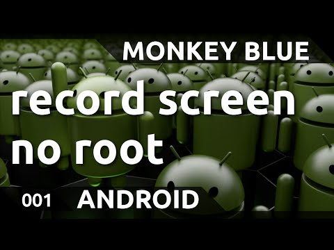 Android: how to record screen with AZ Screen Recorder - no root