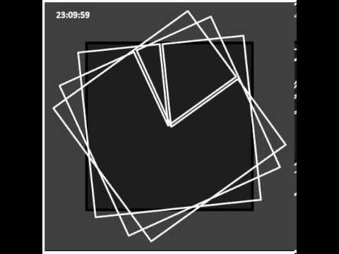 Nazar Sigaher's Frame clock in Excel