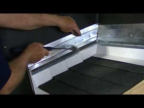 How to Install Stone Veneer, Flashing - ProVia