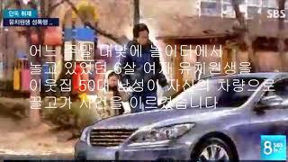 이야기세상]2017년 12월 발생한 창원 6살 유치원 여아 성폭행사건