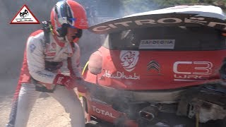 After Crash Meeke Rallye Sardegna 2017 [Passats de canto]