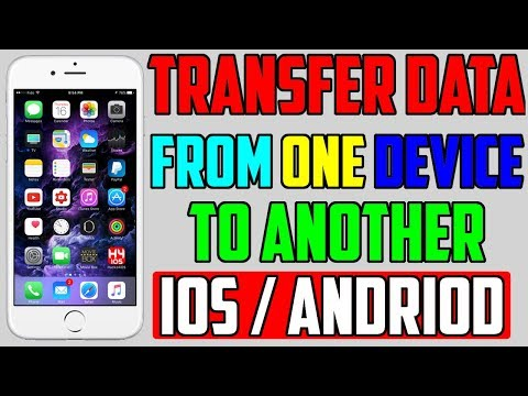 Transfer Data From iPhone To iPhone X with ONE CLICK iOS 11 / 10 / 9 (NO Jailbreak) iPhone,iPad,iPod