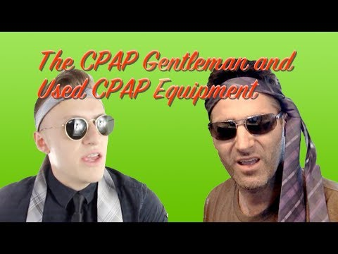 The CPAP Gentleman: Safe to Buy Used CPAP Machines and Masks from Craigslist, eBay, or Amazon?