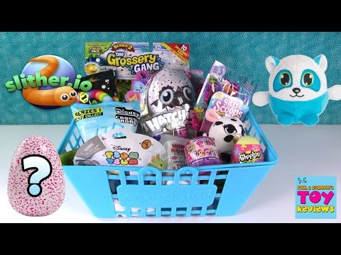 Hatchimals Colleggtibles Disney Slitherio Trolls Shopkins Blind Bag