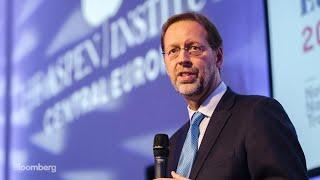 Aspen Institute CEO Focuses on the 'New Localism'