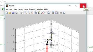 Using [peter corke] robotics toolbox with Matlab GUI