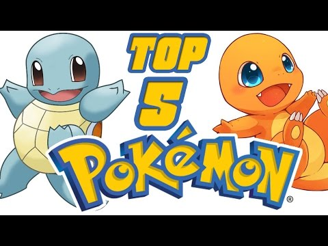 Top 5 Best Pokemon Android Games 2016
