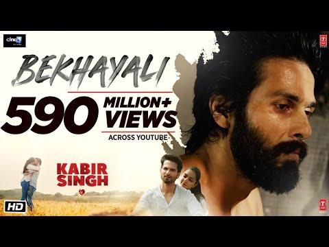 Xxx Mp4 Bekhayali Full Song Kabir Singh Shahid K Kiara A Sandeep Reddy Vanga Sachet Parampara Irshad 3gp Sex