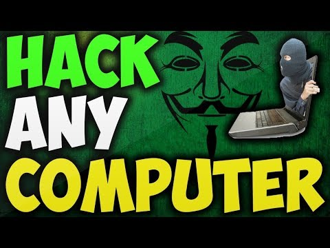 HOW TO HACK OTHER COMPUTERS FROM YOUR COMPUTER - (Hacking Into A Computer Remotely By Ip Address)
