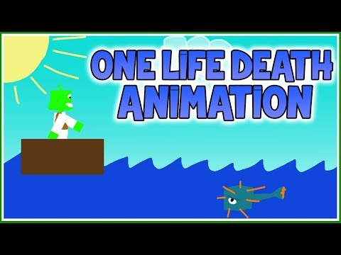 Dying In One Life Animation!