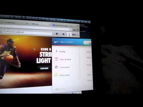 how to reset NIKE+ FUELBAND to factory default settings - nike plus fuel band clear data info